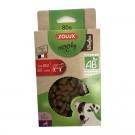 Zolux Mooky Friandises Woofies Bio au boeuf pour chien 80 g