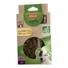 Zolux Mooky Friandises Woofies Bio au fromage pour chien 80 g