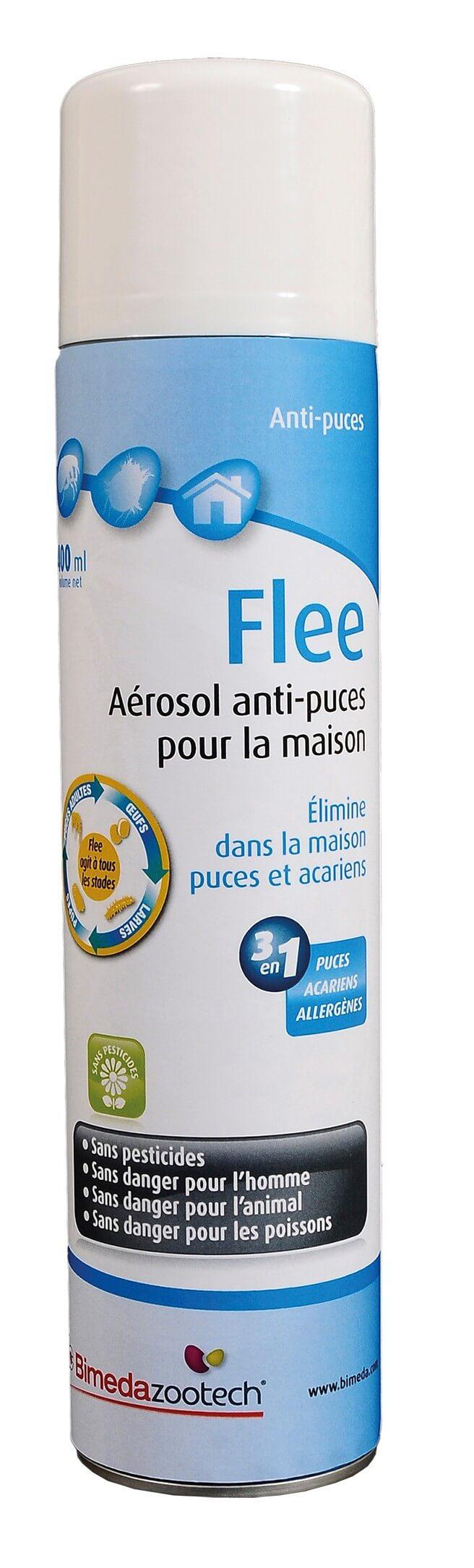 Flee Aerosol 400 Ml La Compagnie Des Animaux