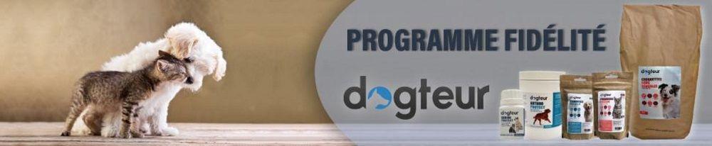 Programme fidélité Dogteur