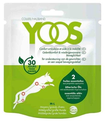 Collier YOOS articulaire pour chien
