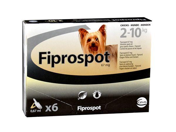 Fiprospot 2-10