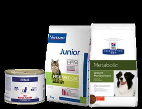 Alimentation diététique / médicalisée