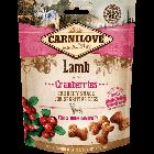 Carnilove Crunchy Snack Agneau & Cranberries chien - La Compagnie des Animaux