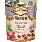 Carnilove Crunchy Snack Maquereau & Framboises chien - La Compagnie des Animaux