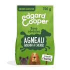 Edgard & Cooper Croquettes Agneau frais sans céréales Chien Adulte 700 g- La Compagnie des Animaux