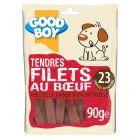Good Boy Filets au Bœuf 90 grs