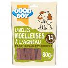 Good Boy Lamelles à l'Agneau 80 grs - La Compagnie des Animaux