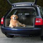 Trixie grille de protection noire pour voiture