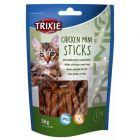 Trixie Premio Sticks au Poulet et Riz pour Chat 50 grs