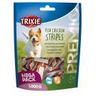 Trixie Premio Fish Chicken Stripes pour chien 1 kg - La Compagnie des Animaux