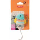 Zolux jouet KALI Poisson bleu pour chat