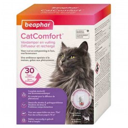 beaphar catcomfort diffuseur pour chat avec ph romone. Black Bedroom Furniture Sets. Home Design Ideas
