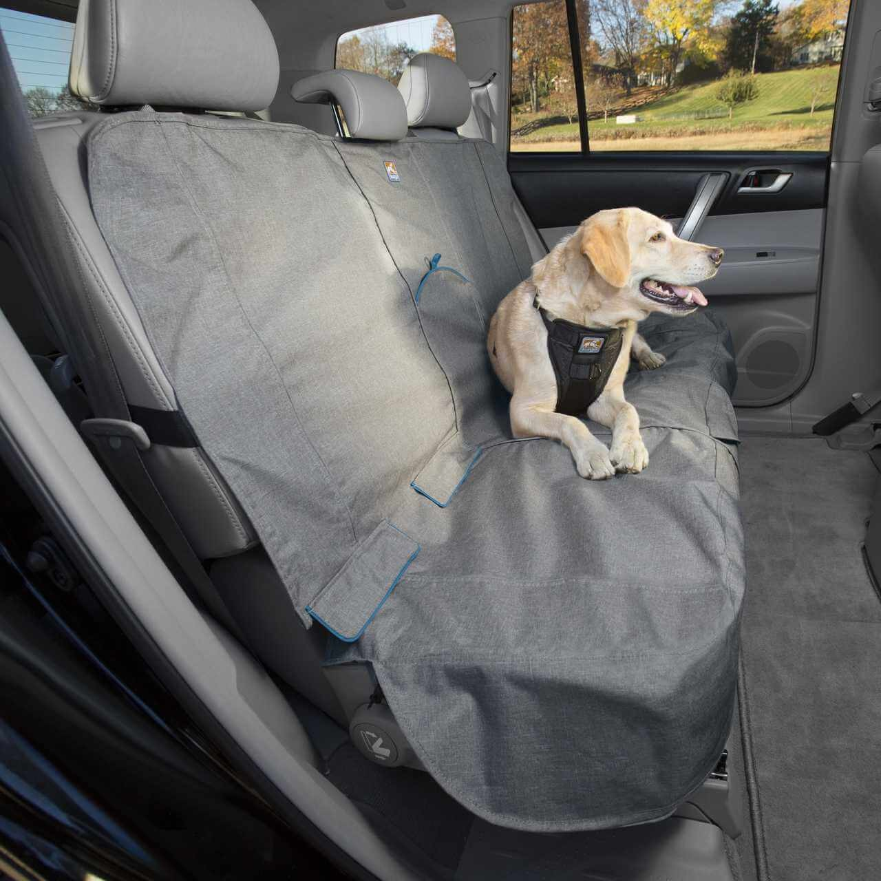 kurgo heather bench prot ge si ge arri re pour voiture chien protection voiture transport. Black Bedroom Furniture Sets. Home Design Ideas