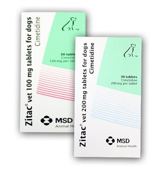 ZITAC 200 30 cps - Gastrite Chronique