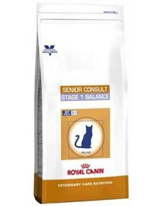 Royal Canin Vet Care Nutrition Cat Senior Consult Stage 1 10 kg