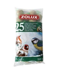Zolux boules de graisses 25 x 90 grs - La Compagnie des Animaux