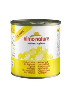 Almo Nature Chat Classic Filet de Poulet 12 x 280 grs