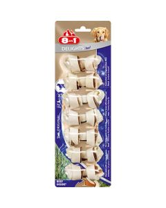 8in1 Delights Beef XS pour chien x7- La Compagnie des Animaux