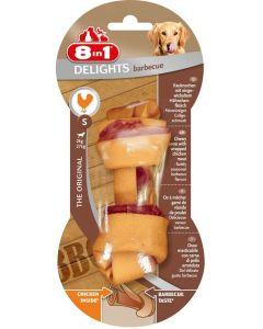 8in1 Delights Barbecue S pour chien - La Compagnie des Animaux