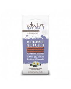 - Supreme Selective Naturals Forest Sticks 60g x 4La Compagnie des Animaux