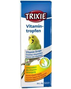 Trixie Gouttes Vitaminées pour Oiseaux 15 ml