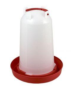 Abreuvoir volaille plastique 3 litres