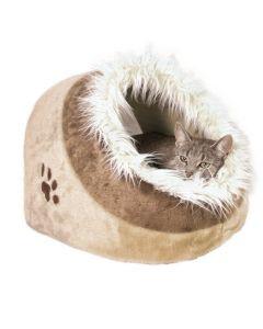 Trixie Abri pour chat Minou 35 x 26 x 41 - La Compagnie des Animaux