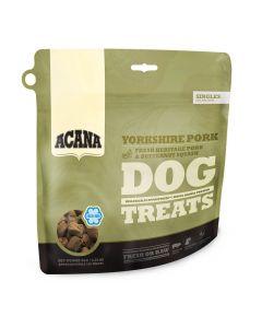 Acana Singles Treats Yorkshire Pork - La Compagnie des Animaux