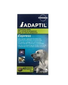 Adaptil Express 40 comprimés- La Compagnie des Animaux
