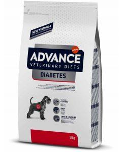 Advance Veterinary Diet Chien Diabetes Colitis 3 kg- La Compagnie des Animaux