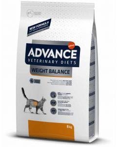 Advance Veterinary Diets Chat Obesity 8 kg- La Compagnie des Animaux