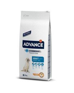 Advance Maxi Adult Poulet Chien 14 kg - La Compagnie des Animaux
