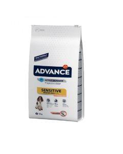 Advance Sensitive Saumon Chien 12 1kg - La Compagnie des Animaux