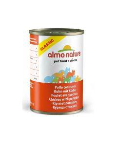 Almo Nature Chat Classic Poulet avec Potiron 24 x 140 grs