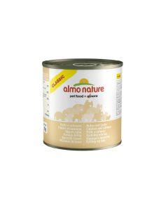 Almo Nature Chat Classic Poulet et Saumon 12 x 280 grs