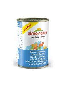 Almo Nature Chat Classic Thon de l'Atlantique 24 x 140 grs