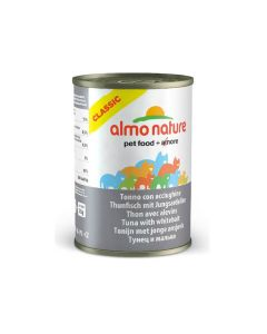 Almo Nature Chat Classic Thon et Alevins 24 x 140 grs