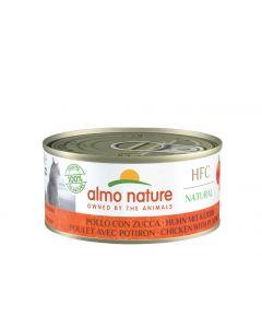Almo Nature Chat HFC Natural Poulet avec Potiron 24 x 150 g
