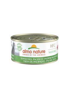 Almo Nature Chat Classic Thon du Pacifique 24 x 140 grs - La compagnie des animaux