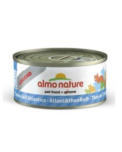 Almo Nature Chat Legend Thon de l'Atlantique 6 x 70 grs - La compagnie des animaux