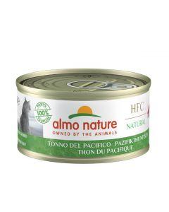 Almo Nature Chat Natural HFC Thon du Pacifique 24 x 70 grs