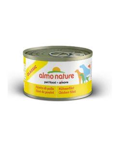 Almo Nature Chien Classic Filet de poulet 24 x 95 grs