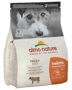 Almo Nature Holistic Chien Adult Small Boeuf frais 2 kg