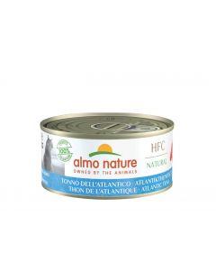 Almo Nature Chat HFC Natural Thon de l'Atlantique 24 x 150 g