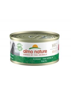 Almo Nature Chat Jelly HFC Thon 24 x 70 g