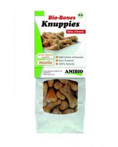 Anibio Knuppies Bio Bones Bais d'Aronia 220 g