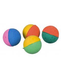 Trixie Set de Balles Souples en Mousse pour Chat