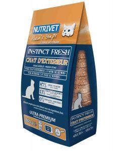 BARF INSTINCT FRESH chat d'extérieur 12 x 800 g