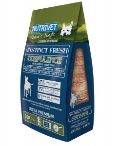 BARF INSTINCT FRESH chien corpulence 12 x 800 g